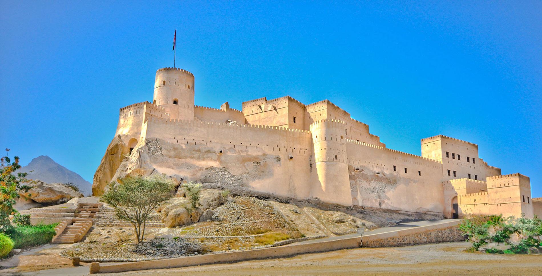 Nakhal-Fort