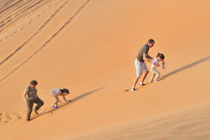 Sand Dunes, Wahiba